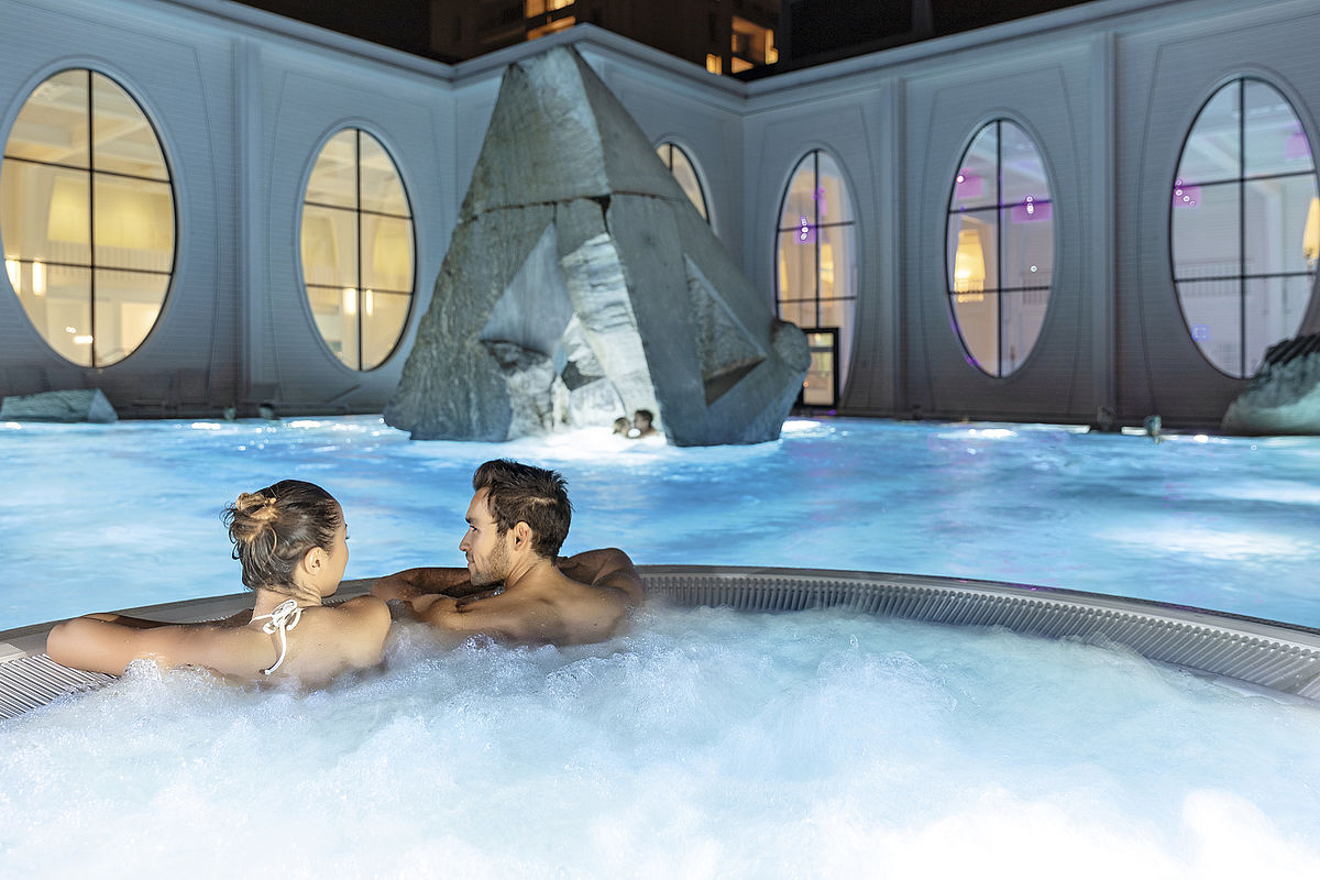 Wellness Paar Therme