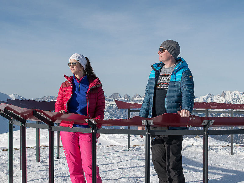 Winterwandern & Therme